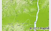 Physical Map of EtsakoWe