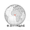 Outline Map of EtsakoWe