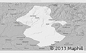 Gray Panoramic Map of Orhionmw