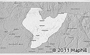 Gray 3D Map of OviaNort