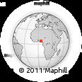 Outline Map of OviaNort