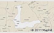 Classic Style 3D Map of Abakalik