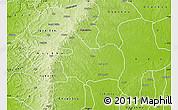 Physical Map of Isi-Uzo