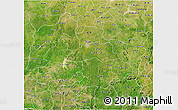 Satellite 3D Map of Kaduna