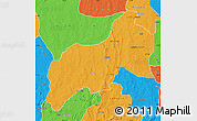 Political Map of Birnin-G