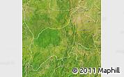 Satellite Map of Birnin-G