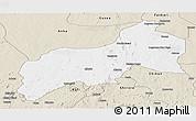 Classic Style Panoramic Map of Birnin-G