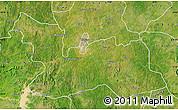 Satellite Map of Chikun