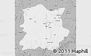 Gray Map of Kachia