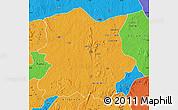 Political Map of Kachia
