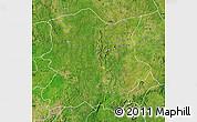 Satellite Map of Kachia