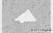 Gray Map of Makarfi