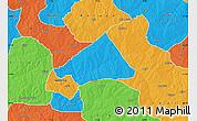 Political Map of Makarfi