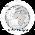 Outline Map of Makarfi