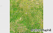 Satellite Map of Kaduna