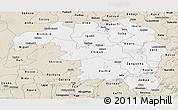 Classic Style Panoramic Map of Kaduna