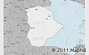 Gray Map of Soba