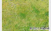 Satellite Map of Soba