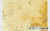 Physical Map of ZangonKa