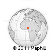Outline Map of ZangonKa