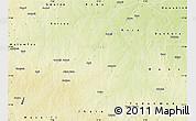 Physical Map of Bebeji