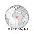 Outline Map of Bebeji