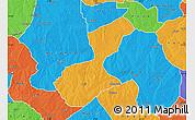 Political Map of Karaye