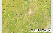 Satellite Map of Karaye