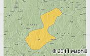 Savanna Style Map of Karaye
