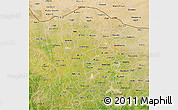 Satellite 3D Map of Katsina