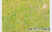 Satellite Map of Bakori