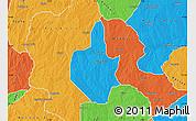 Political Map of Funtua