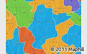 Political Map of Malumfas