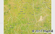 Satellite Map of Malumfas