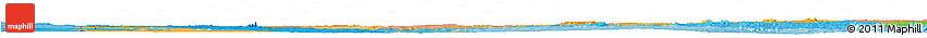 Political Shades Horizon Map of Kebbi