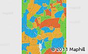 Political Map of Kebbi