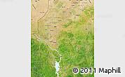 Satellite Map of Kebbi