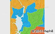 Political Map of Ngaski
