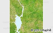 Satellite Map of Ngaski