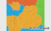 Political Map of Sakaba