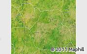 Satellite Map of Sakaba