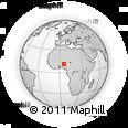 Outline Map of Sakaba