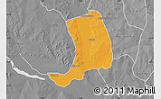Political Map of Suru, desaturated