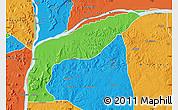 Political Map of Bassa
