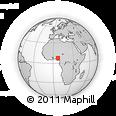 Outline Map of Bassa
