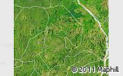 Satellite Map of Kabba/Bu