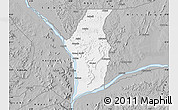 Gray Map of Kogi