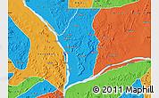 Political Map of Kogi