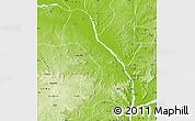 Physical Map of Kotonkar