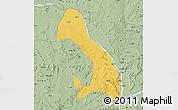 Savanna Style Map of Kotonkar